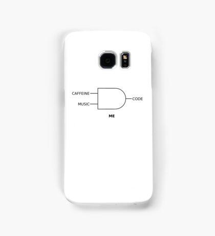 Code Machine Samsung Galaxy Case/Skin