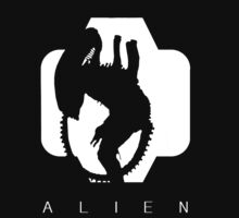 Alien Silhouette  by leea1968