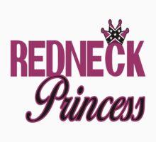 Hot Pink Rebel Redneck Princess by FireFoxxy