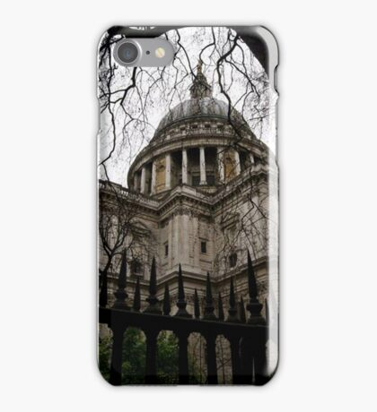 St Paul's Cathedral (London) iPhone Case/Skin