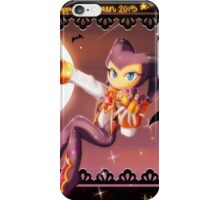Halloween- NiGHTS and Maria iPhone Case/Skin