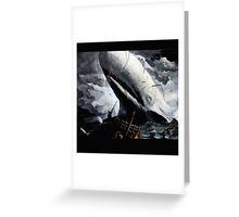 In The Heart Of The Sea movie 2015 mobydick great pic Greeting Card