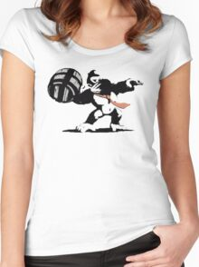 Donkey Kong Women's Fitted Scoop T-Shirt