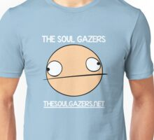 The Soul Gazers White Text Shirt/Jacket Unisex T-Shirt