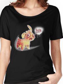 Bleh Women's Relaxed Fit T-Shirt