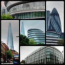 Modern Architecture by Eve Parry