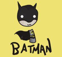 Batman - Airhead Chibi by foriamtheowl
