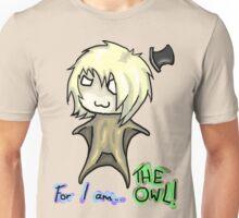 ForIAmTHEOWL!!! Unisex T-Shirt