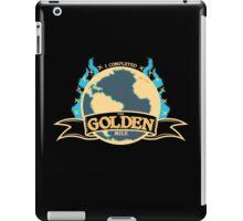 The Golden Mile iPad Case/Skin