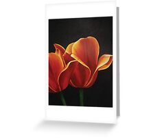 Tulips part two Greeting Card