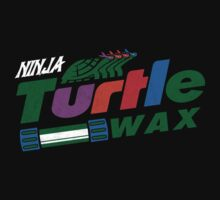 Ninja Turtle Wax by PureOfArt