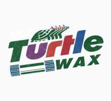 Ninja Turtle Wax Baby Tee