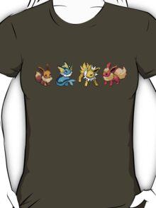 First Gen Eeveelutions T-Shirt