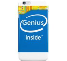 Genius inside iPhone Case/Skin