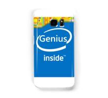 Genius inside Samsung Galaxy Case/Skin