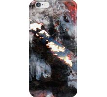 top heavy matchstick iPhone Case/Skin
