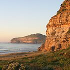 Mona Vale Beach, Sydney (C) by Jane Wilkinson-Franssen