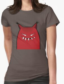 Black Red Devil Art Design  T-Shirt
