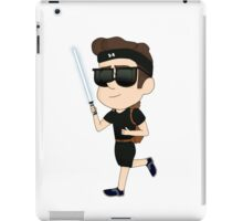 Course of the Force iPad Case/Skin