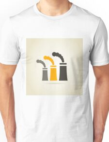 Factory pipe Unisex T-Shirt