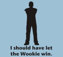 Let the Wookie win by JeremySaje10