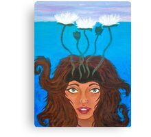 awakening at last (2013) Canvas Print