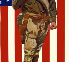 Always Faithful -- Be A U.S. Marine Sticker