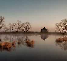 Morning on the Prairie by James Banks