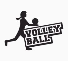 Volleyball Logo Design by Style-O-Mat