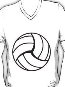 Volleyball Design T-Shirt