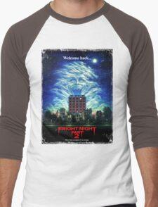 Fright Night Part 2 Men's Baseball ¾ T-Shirt