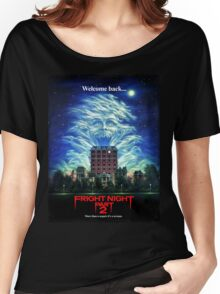 Fright Night Part 2 Women's Relaxed Fit T-Shirt