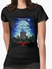 Fright Night Part 2 Womens Fitted T-Shirt