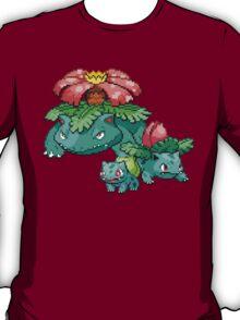 Bulbasaur Evolutions T-Shirt
