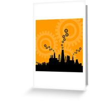 Factory8 Greeting Card
