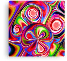 Get into the Groove Canvas Print