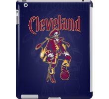 Captain Cleveland - Dark iPad Case/Skin