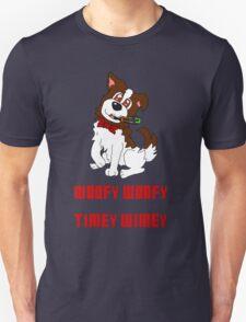 Dogtor Who Unisex T-Shirt