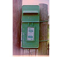 Irish Postbox Photographic Print