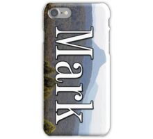 MARK iPhone Case/Skin