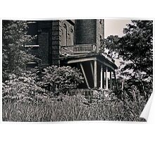 Danvers Asylum: Porch With A View Poster