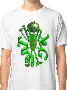 Save Nature Classic T-Shirt
