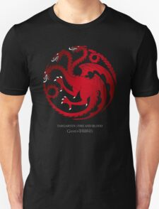 Medieval Dragon Restyling blood T-Shirt