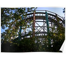 Lincoln Park: Roller Coaster  Poster