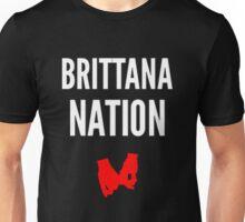 Brittana Nation (dark shirts) Unisex T-Shirt