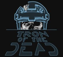Tron of the Dead by Bizarro Tees