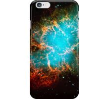 Crab Nebula iPhone Case/Skin