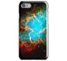 Crab Nebula iPhone Case/Skin
