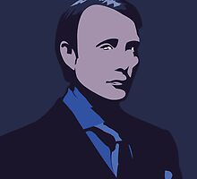 Hannibal in Blue by JennK777