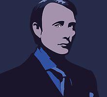 Hannibal in Blue by JennK777